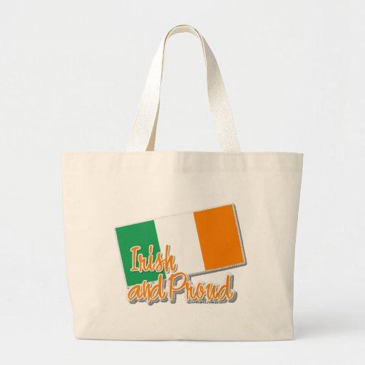 irlandés y orgulloso bolsas