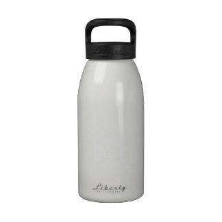 irlandés yo, afortunado yo trébol 2014 botella de agua