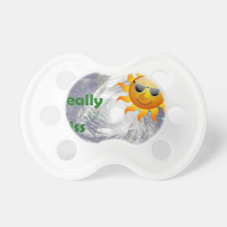 IRMA- I Really Miss Air Conditioning Pacifier