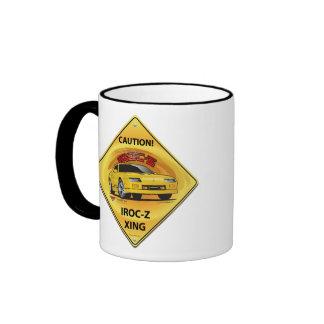 IROC84-2plain, IROC84-2plain Coffee Mugs