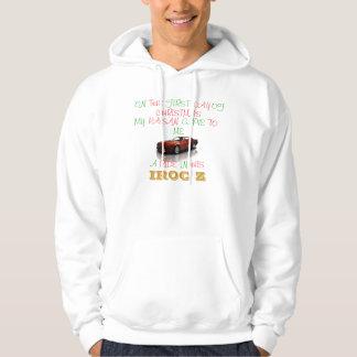 iroc z hooded sweatshirts