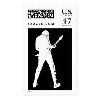 irock postage stamp