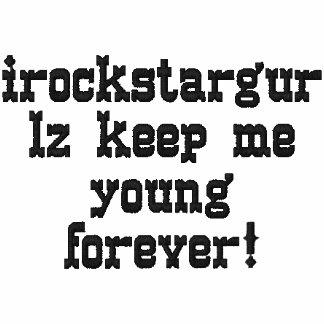 irockstargurlz keep me young forever!