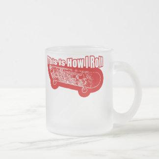 IRoll2 Coffee Mugs