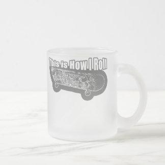 IRoll3 Coffee Mugs