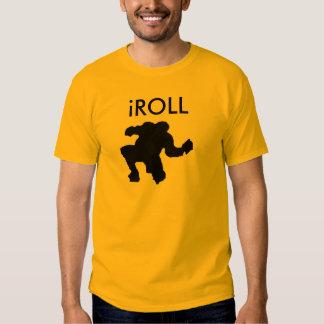 iRoll Playeras