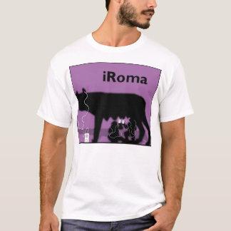iRoma (purple) T-Shirt
