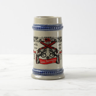 Iron And Fire Beer Stein