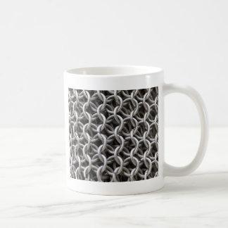 iron armor coffee mug