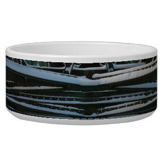 iron bridge pet bowl