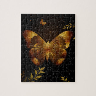 Iron Butterfly Jigsaw Puzzle