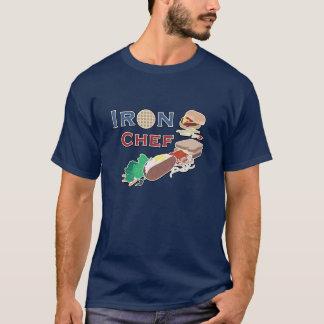 Iron Chef: Double Border T-Shirt