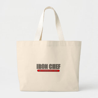 Iron Chef Parody Tote Bags