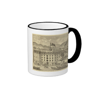 Iron City Brewery, Frauenheim and Vilsack Ringer Coffee Mug