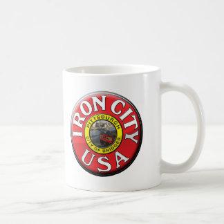 Iron City Coffee Mug