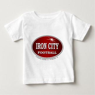 IRON CITY FOOTBALL BABY T-Shirt