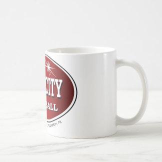 IRON CITY FOOTBALL COFFEE MUG