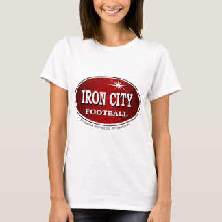 IRON CITY FOOTBALL T-Shirt