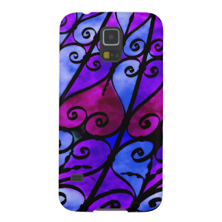 Iron Clad Hearts Galaxy S5 Cover