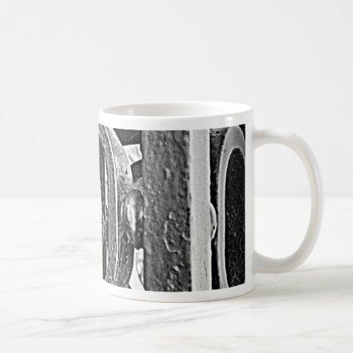 Iron Classic White Coffee Mug