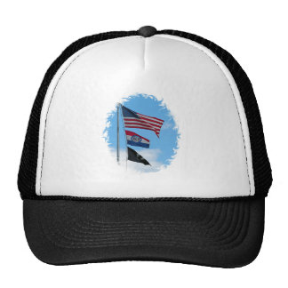Iron County Flags Trucker Hat