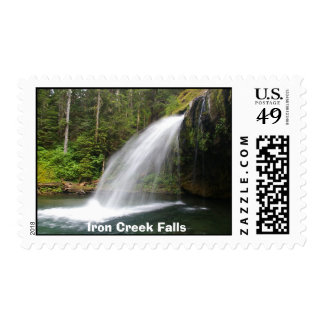 Iron Creek Falls Postage
