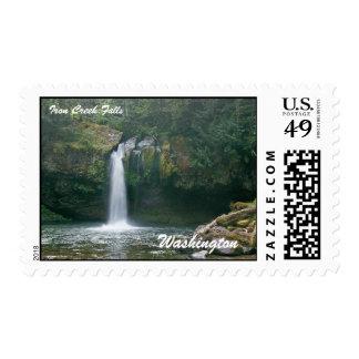 Iron Creek Falls, Washington Postage Stamps