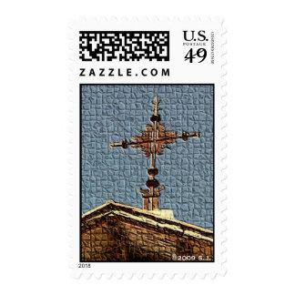 """Iron Cross"" © 2009 S.J. Postage Stamps"