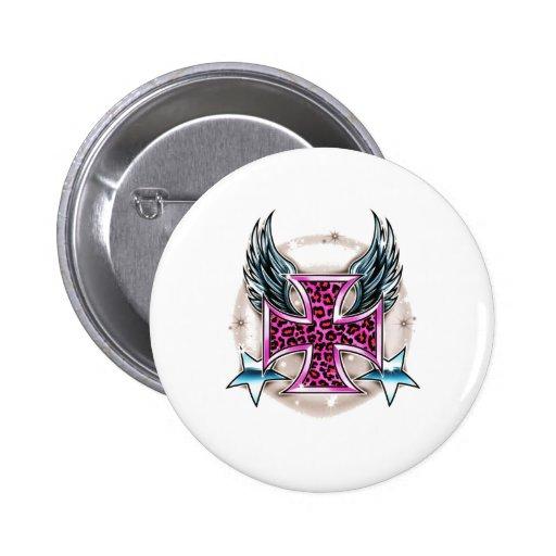 Iron Cross Buttons
