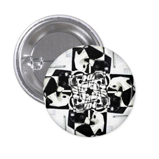 Iron Cross Pinback Buttons