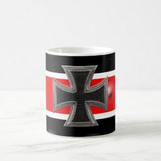 Iron Cross Classic White Coffee Mug