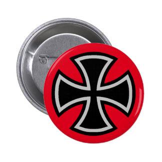 Iron Cross - Eiserne Kreuz Pinback Button