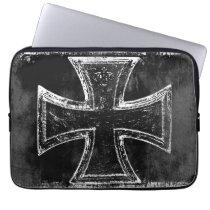 Iron Cross Electronics Bag