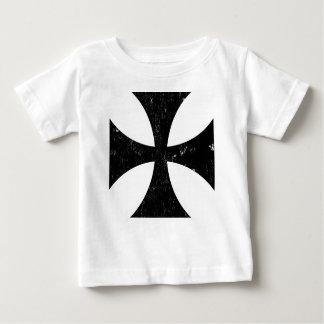 Iron Cross - German/Deutschland Bundeswehr Baby T-Shirt