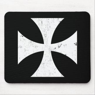 Iron Cross - German/Deutschland Bundeswehr Mouse Pad