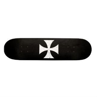 Iron Cross - German/Deutschland Bundeswehr Skate Board