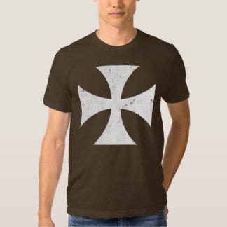 Iron Cross - German/Deutschland Bundeswehr T Shirt