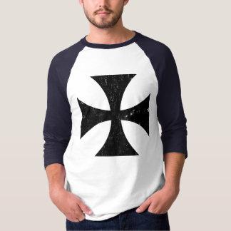 Iron Cross - German/Deutschland Bundeswehr T-shirt
