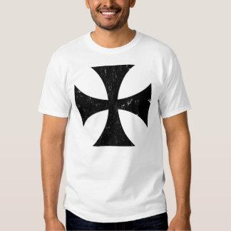 Iron Cross - German/Deutschland Bundeswehr Tee Shirt