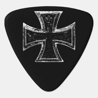 Iron Cross Groverallman Guitar Pick