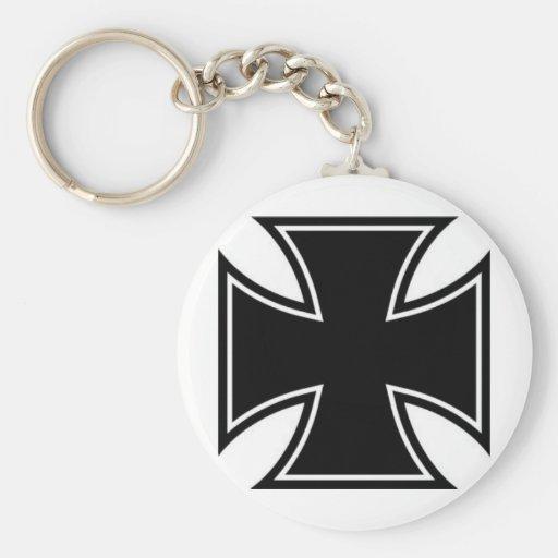 Iron Cross Keychains