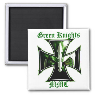 Iron Cross Knight Magnet