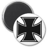 Iron Cross Magnets