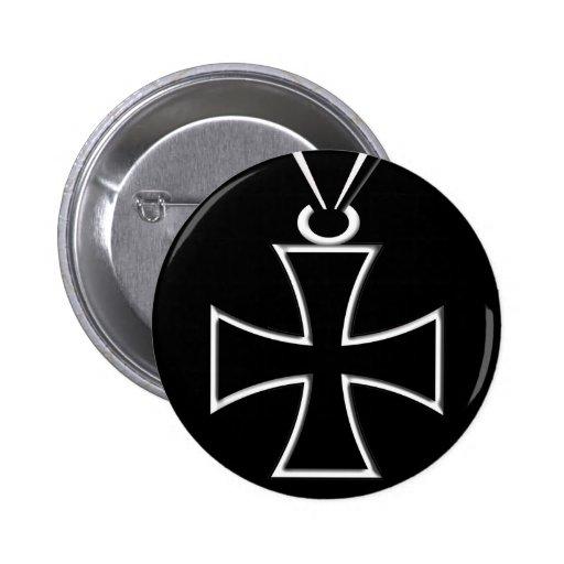 Iron Cross Medal Pin