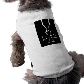Iron Cross Medal Pet Tshirt