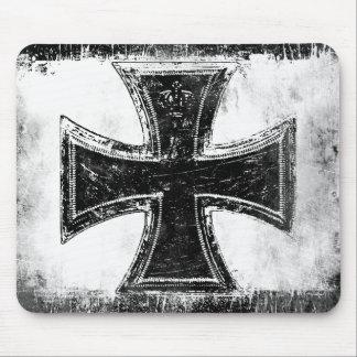 Iron Cross Mousepad