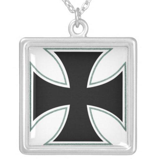 Iron Cross necklace