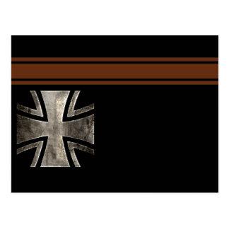Iron Cross Postcard