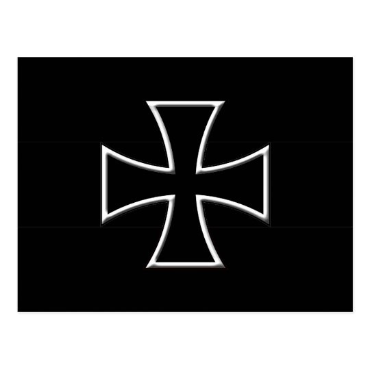 Iron Cross Postcard
