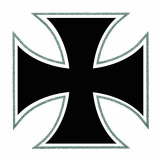 Iron Cross sculpture